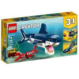 LEGO Creator Обитатели морских глубин 230 деталей