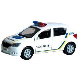 Технопарк Renault Sandero Полиция