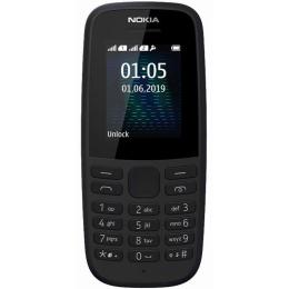 Nokia 105 SS 2019 (no charger) Black