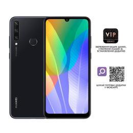 Huawei Y6p 3/64GB Midnight Black