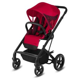 Cybex Balios S Lux Racing Red red (с бампером)