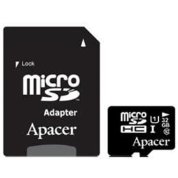 Apacer 32GB microSDHC UHS-I Class10 w/ 1 Adapter RP