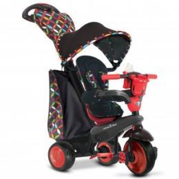 Smart Trike Boutigue 4 в 1 Black-Red