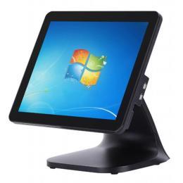 Asap Pos ECO POS 15 15'' Cap/J1900/4Gb/64G SSD/MSR, black