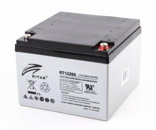 Ritar AGM RT12260, 12V-26Ah