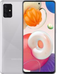 Samsung SM-A515FZ (Galaxy A51 6/128Gb) Metallic Silver
