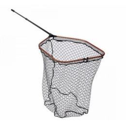 Savage Gear Pro Tele Folding Net Rubber X-Large Mesh L (65x50c