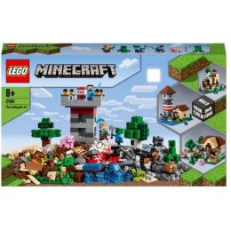 LEGO Minecraft Верстак 3.0 564 детали