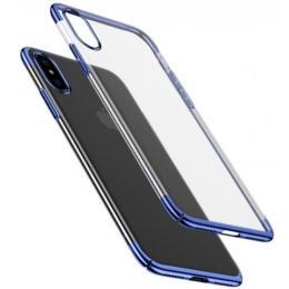 Baseus iPhone XS Glitter , Blue