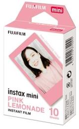 Fujifilm INSTAX MINI PINK LEMONADE (54х86мм 10шт)