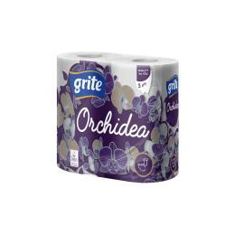 Grite Orchidea 3 слоя 4 рулона