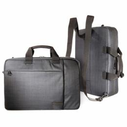 "Tucano 15.6"" Svolta Convertible Bag black"