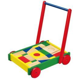 Viga Toys Тележка с кубиками
