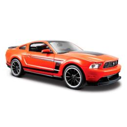 Maisto Ford Mustang Boss 302 (1:24) оражевый