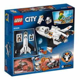 LEGO City Шаттл для исследований Марса 273 детали