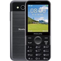 PHILIPS Xenium E580 Black