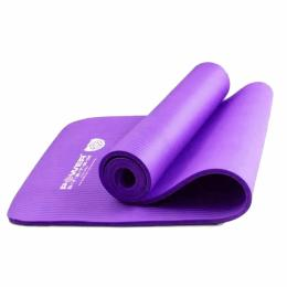 Power System Fitness Yoga Mat PS-4017 Purple