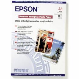 EPSON A3 Premium Semigloss Photo
