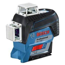 BOSCH GLL 3-80 C + BM 1 (12 V) + L-Boxx