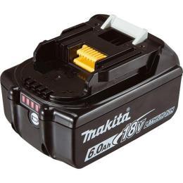Makita LXT BL1860B (Li-Ion, 18В, 6Ач, индикация заряда)