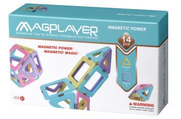 Magplayer магнитный набор 14 эл