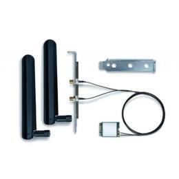 INTEL WiFi 6 AX200,M.2 key E 2230,2x2 AX+BT з антенами