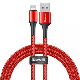 Baseus USB 2.0 AM to Lightning 1.0m 2.4A red