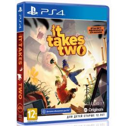 SONY IT TAKES TWO [PS4 / Blu-Ray диск]