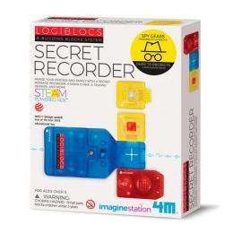 4М Набір шпигуна Записуючі пристрої