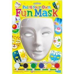 4М Разрисуй маску