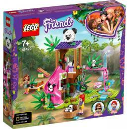 LEGO Friends Джунгли: домик для панд на дереве 265 дета