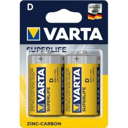 Varta D Suprelife Carbon-Zinc * 2