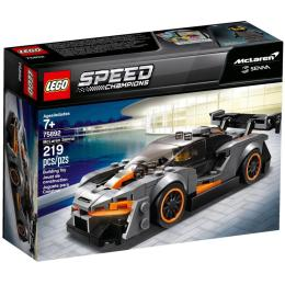 LEGO Speed Champions Автомобиль McLaren Senna 219 детал