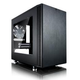 Fractal Design Nano S Window