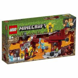 LEGO MINECRAFT Мост ифрита 372 детали