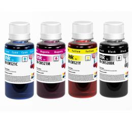 ColorWay Canon PG-510/CLI521 (4х100) BK/С/M/Y
