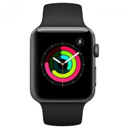 Apple Watch Series 3 GPS, 42mm SpaceGrey Aluminium Case