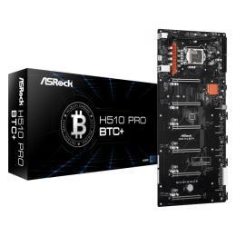 ASRock H510PROBTC+