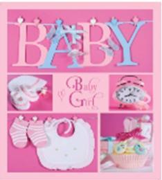 EVG BKM4656 Baby collage Pink (UA)