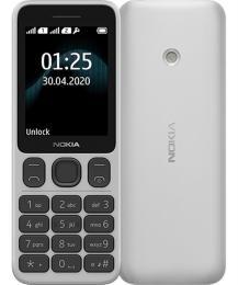 Nokia Nokia 125 White
