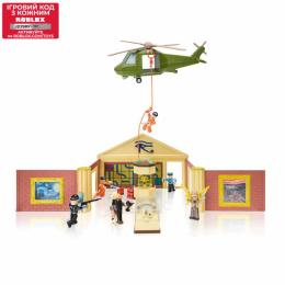Jazwares Roblox Deluxe Playset Jailbreak Museum Heist W6