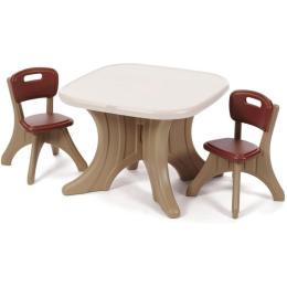 "Step2 и 2 стула ""TABLE CHAIRS SET"""