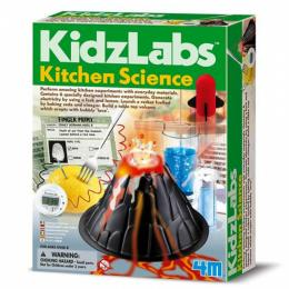 4М Эксперименты на кухне