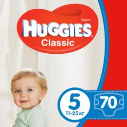 Huggies Classic 5 Giga 70 шт