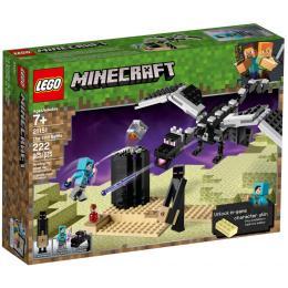LEGO MINECRAFT Последняя битва 222 детали