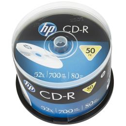 HP CD-R 700MB 52X 50шт Spindle