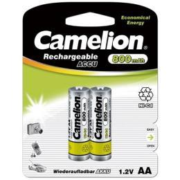 Camelion AA 800mAh Ni-Cd * 2 R6-2BL