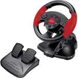 Esperanza PC/PS1/PS2/PS3 Black-Red