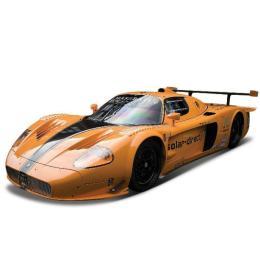 Bburago Maserati MC12 оранжевый 1:24