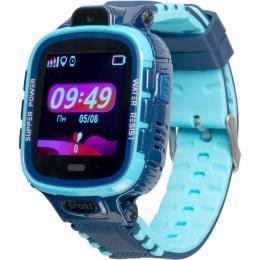 Gelius Pro GP-PK001 (PRO KID) Blue Kids smart watch, GPS